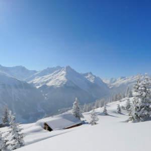 Grischuna for spring snow